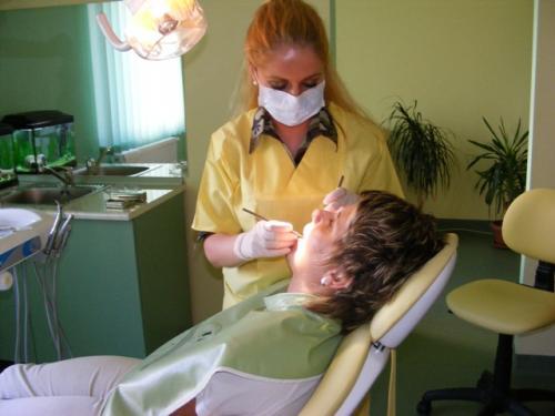 Medicină dentară